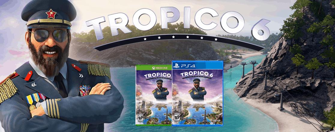 Tropico 6 en Xtreme Play Colombia