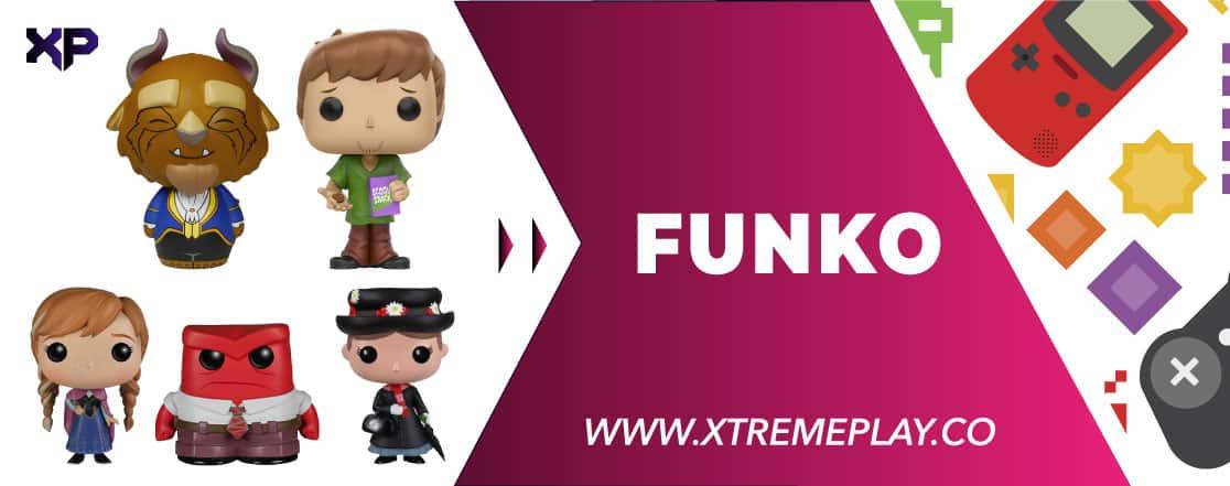 ¡Gran Variedad de Figuras FUNKO!
