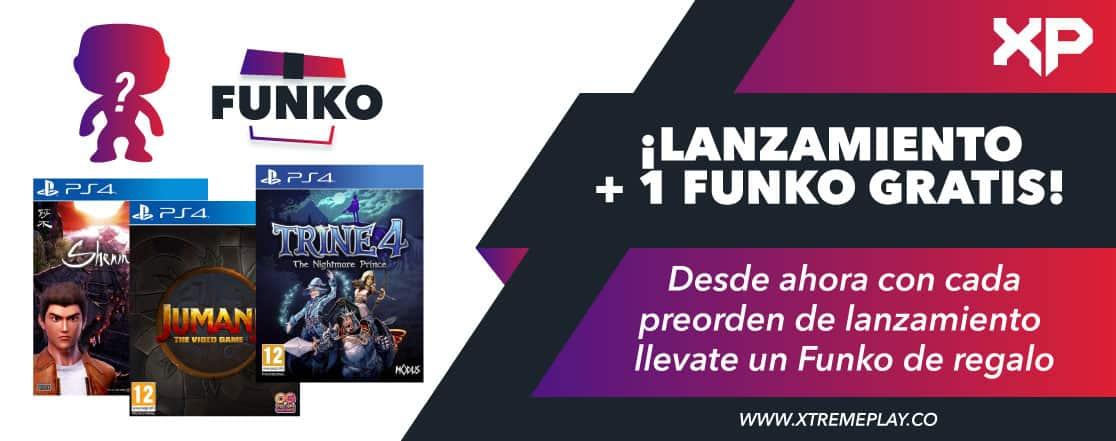 Funko + lanzamiento