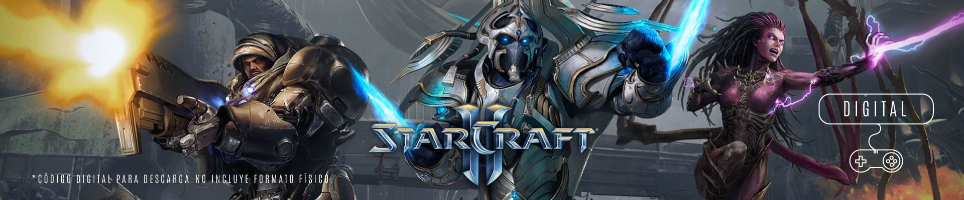 Starcraft en Xtreme Play Colombia